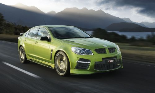 Last hurrah HSV GTS-R to be named 'W1' – report