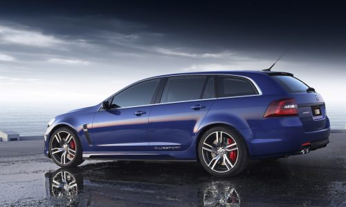 410kW HSV Clubsport R8 Tourer special edition coming