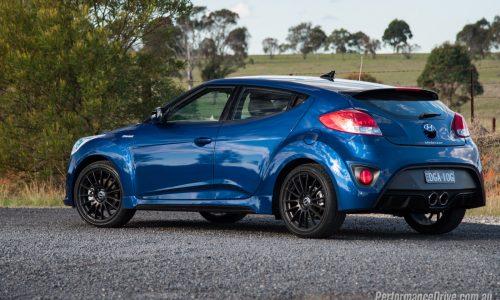 Hyundai Veloster Street Turbo review – first impressions (POV)