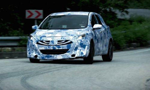 Hyundai i30 N hot hatch is FWD, manual confirmed (video)