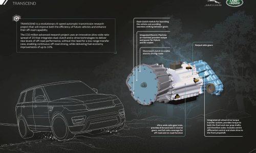 Jaguar Land Rover plans petrol Ingenium 2.0L & dual-clutch gearbox