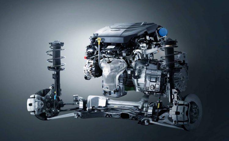 Kia eight-speed