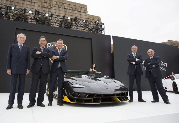 Lamborghini Excellence in carbon-2