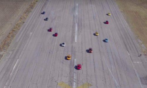 Video: Motor Trend's 2016 World's Greatest Drag Race