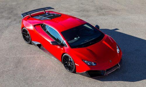 Novitec announces Lamborghini Huracan twin-supercharger kit