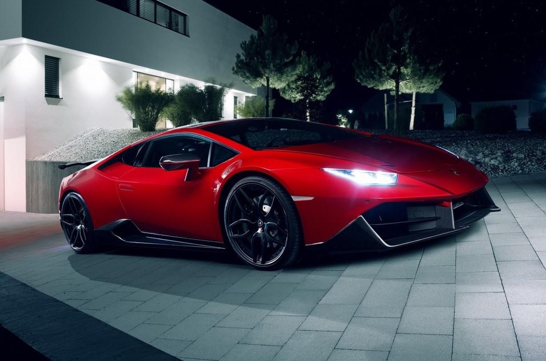 2018 Lamborghini Huracan Performante >> Novitec announces Lamborghini Huracan twin-supercharger ...