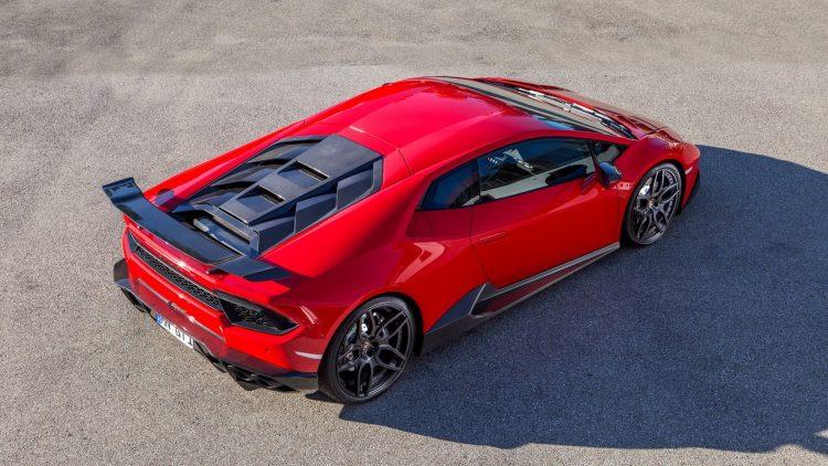 Novitec Lamborghini Huracan-rear