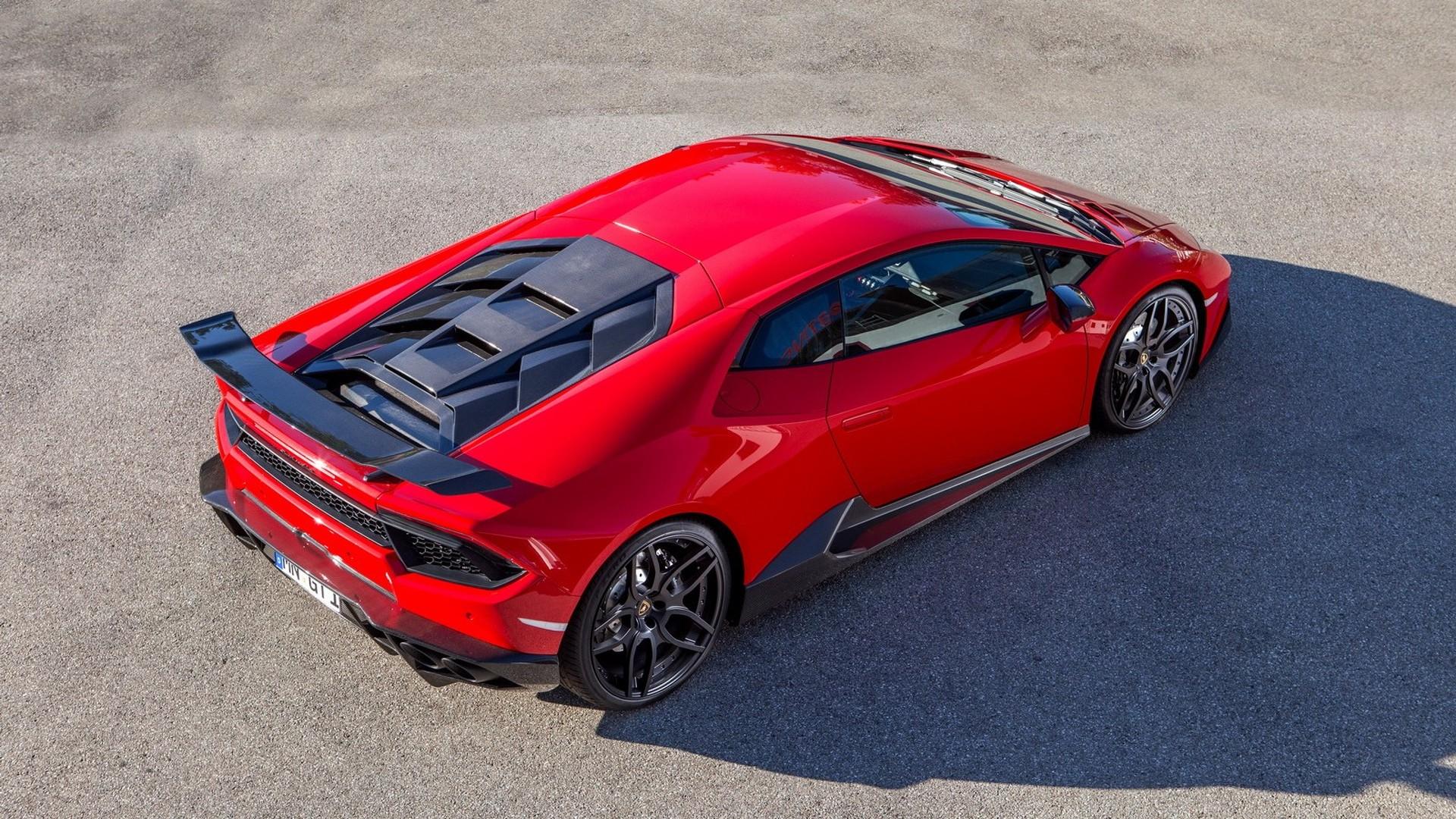 Novitec Announces Lamborghini Huracan Twin Supercharger