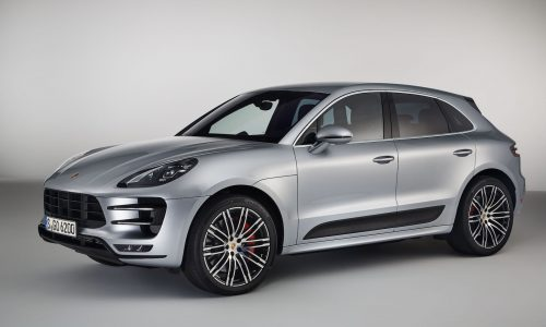 Porsche Macan Performance Pack adds 30kW to Turbo