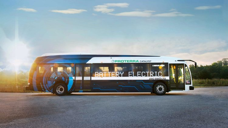 Proterra Catalyst E2-side