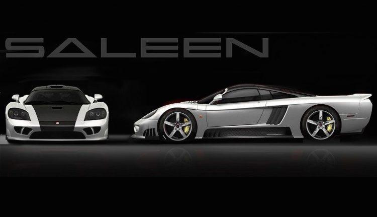 Saleen S7 Le Mans