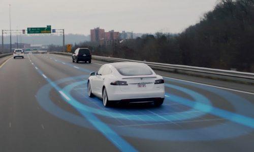 Tesla announces Autopilot 8.0 update, radar & camera optimised