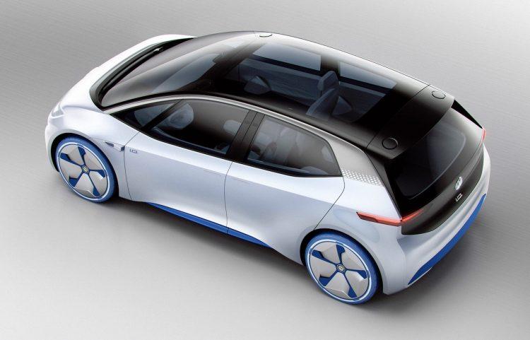 Volkswagen ID concept-roof