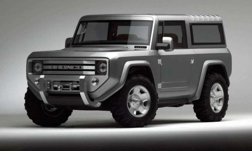 New Ford Bronco confirmed, no later than 2020
