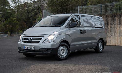 2016 Hyundai iLoad Series II: 7-point inspection