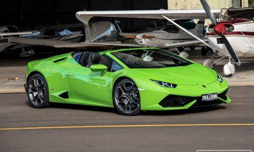 2016 Lamborghini Huracan Spyder review (video)