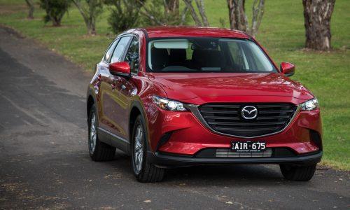 2016 Mazda CX-9 Sport AWD review (video)