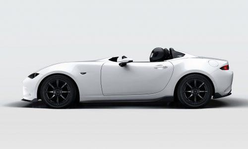 Mazda tweaks MX-5 Speedster & RF for upcoming SEMA