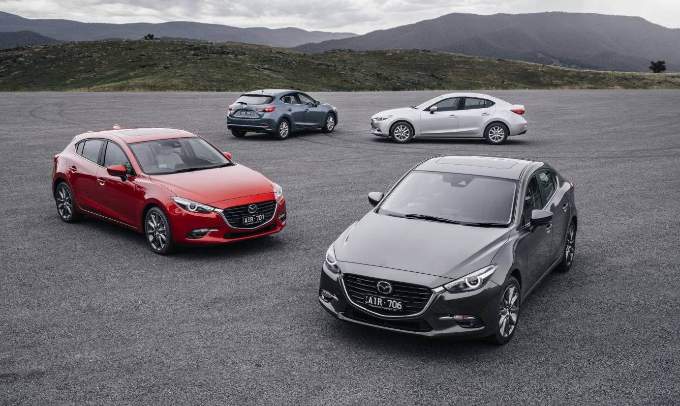 Australian Vehicle Sales For September 2016 Mazda Forges Ahead