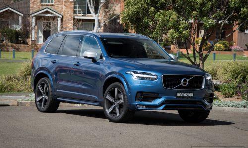 2016 Volvo XC90 T6 R-Design Polestar review (video)