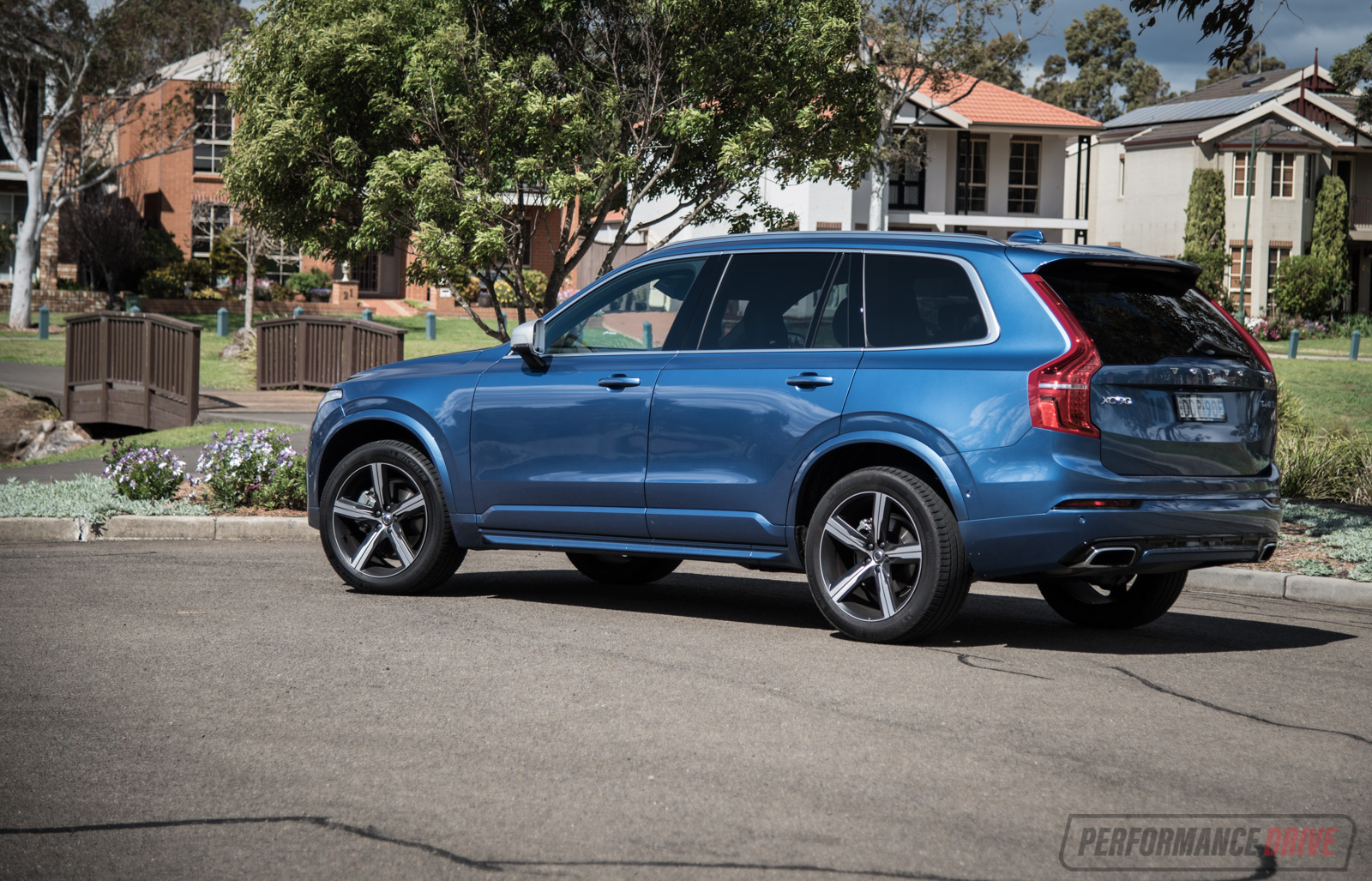 2016 Volvo Xc90 T6 R Design Polestar Review Video