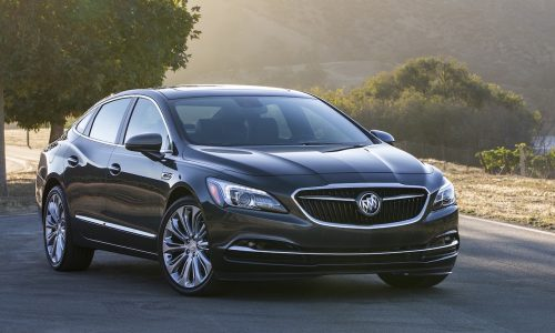 2017 Buick LaCrosse could help form next-gen Commodore?