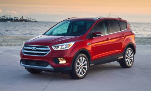 2017 Ford Escape confirmed for Australia, replaces Kuga