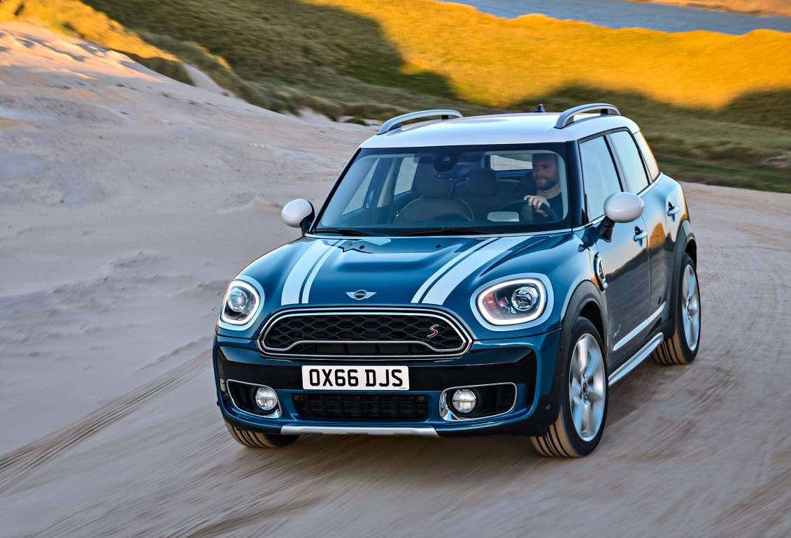 2017 MINI Countryman unveiled, the largest model yet | PerformanceDrive