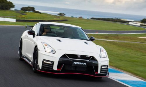 2017 Nissan GT-R Nismo on sale in Australia from $299,000