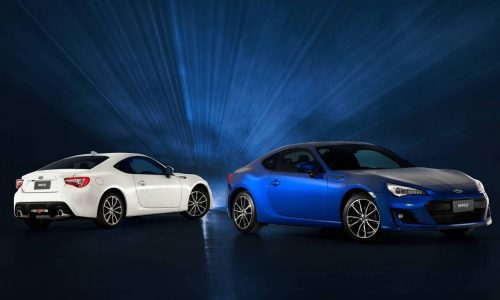 2017 Subaru BRZ now on sale in Australia; more affordable, more power