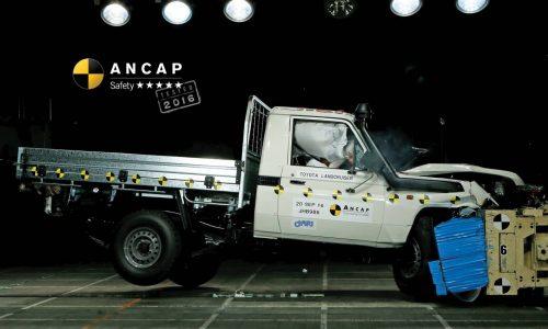 2017 Toyota LandCruiser 70 gets 5-star ANCAP rating
