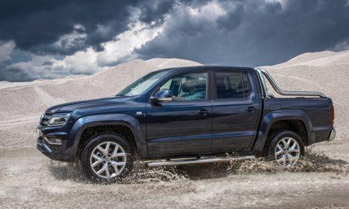 Volkswagen Amarok V6 already in high demand, overboost confirmed