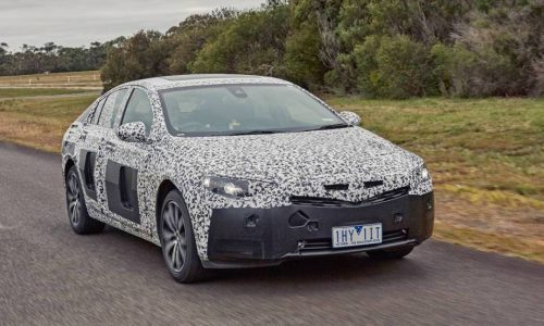 2018 Holden Commodore: 230kW V6 AWD confirmed, 9spd auto