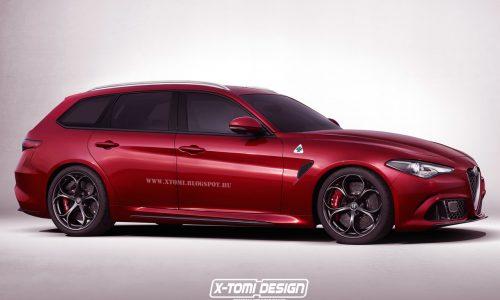 Alfa Romeo Giulia wagon to arrive in 2017 – report