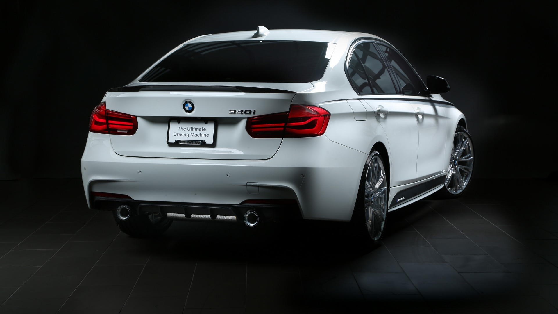 Latest Bmw M Parts To Debut At Sema New Aero Kit For M3
