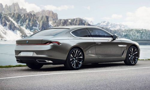 BMW 8 Series could be topped with 'M8' – report