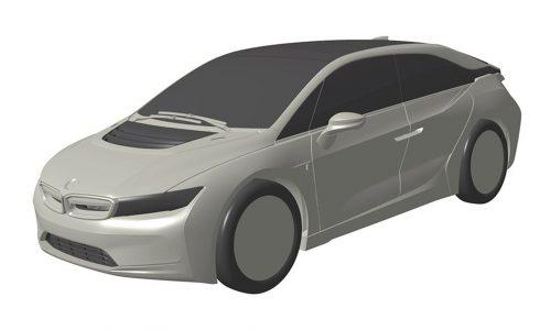 BMW 'i5' patent images show potential design