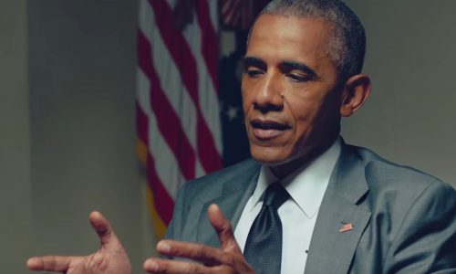 """Obama on autonomous cars; """"The technology is essentially here"""""""