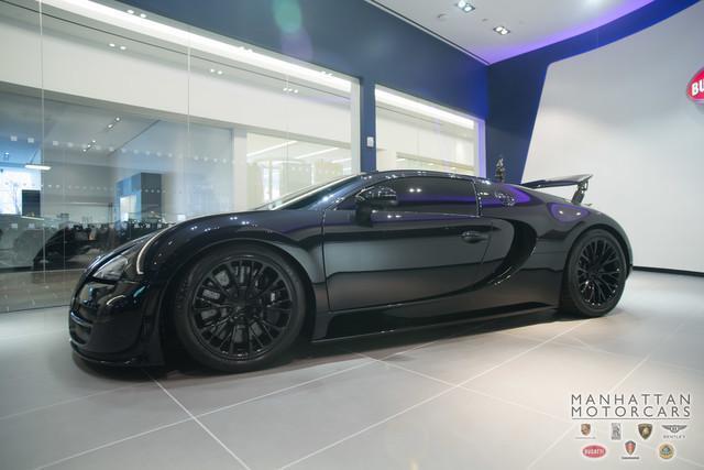 Bugatti veyron super sport for sale