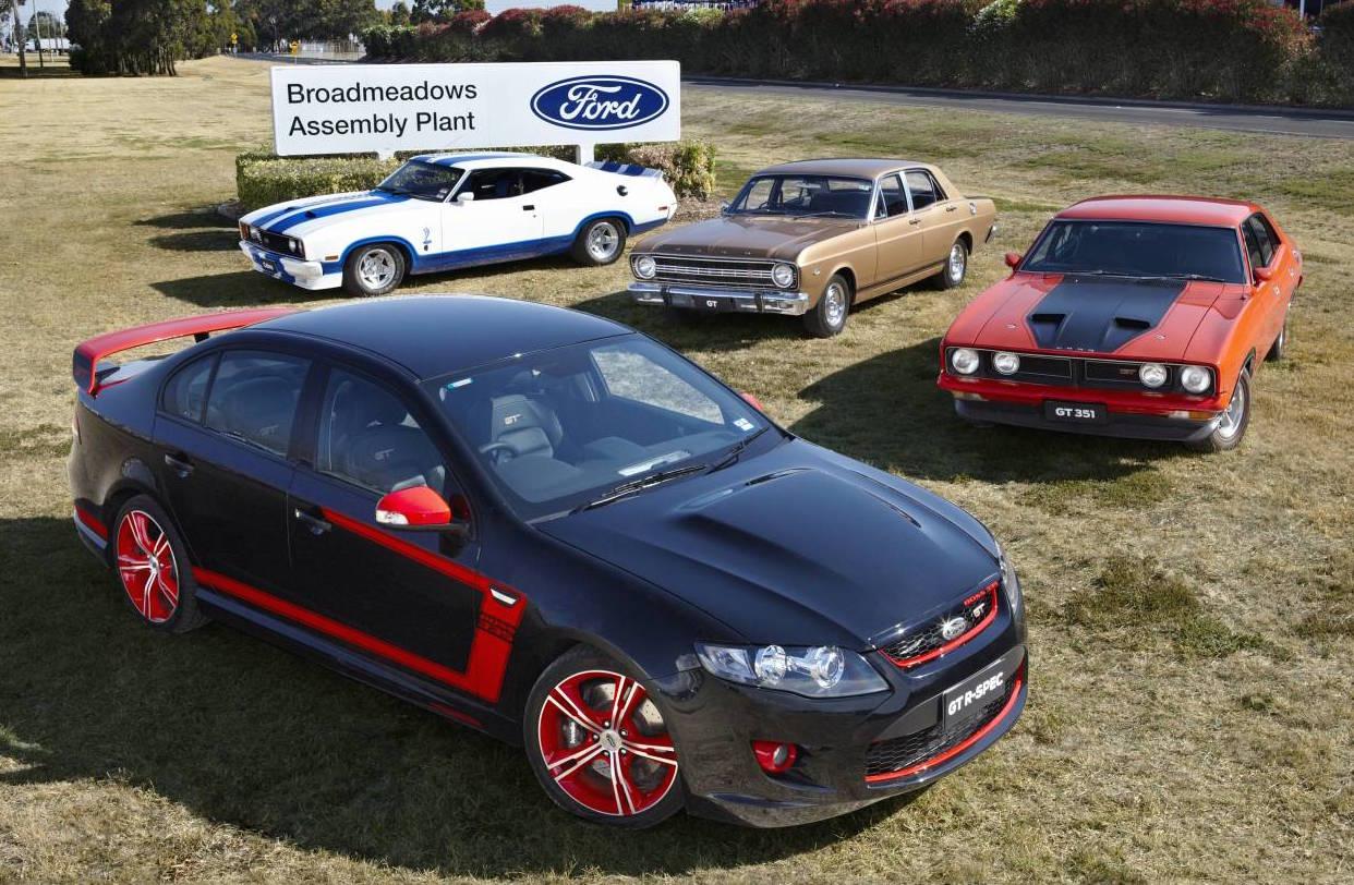 Ford australia broadmeadows