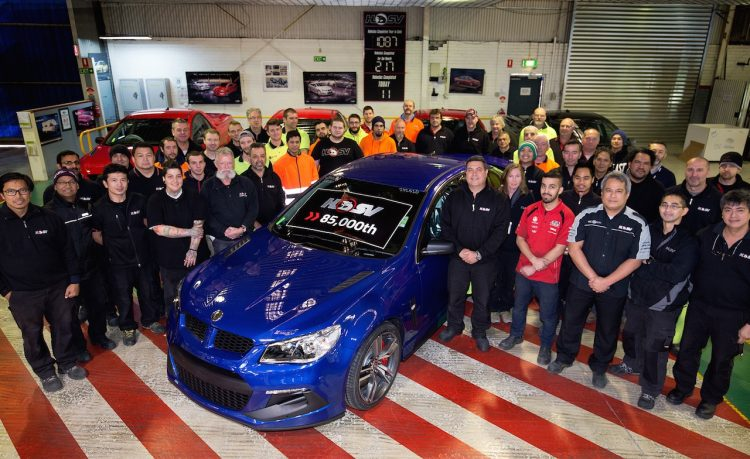 Hsv Is Moving Factories Part Of 15 Year Walkinshaw Lease
