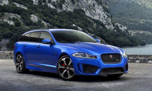 New Jaguar XF Sportbrake confirmed for 2017