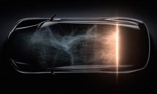 Atieva previews new model under Lucid Motors brand