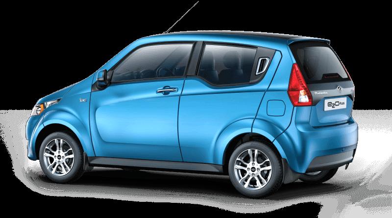 Mahindra E20 Plus Revealed New Five Door Electric City