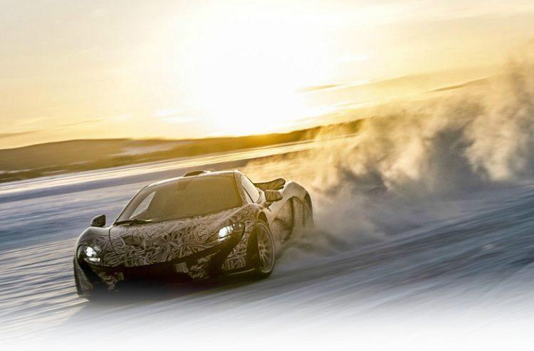 mclaren-ice-driving-experience