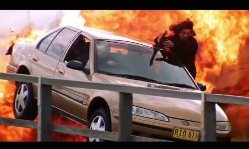 Top 10 TV & movie scenes featuring a Ford Falcon