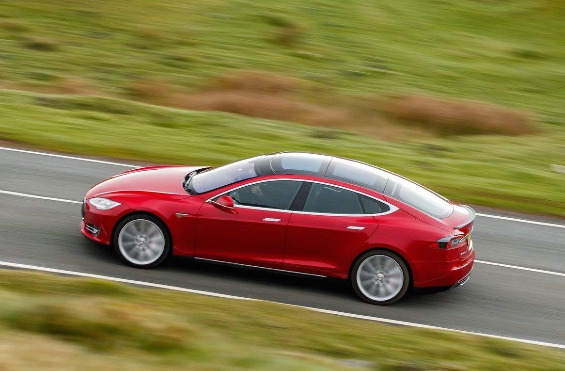 Tesla Confirms Ride Sharing Plans With Autonomous Vehicles