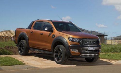 Tickford comeback confirmed, Ford Ranger enhanced