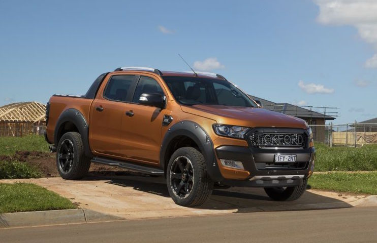 Ford Raptor For Sale >> Tickford comeback confirmed, Ford Ranger enhanced ...