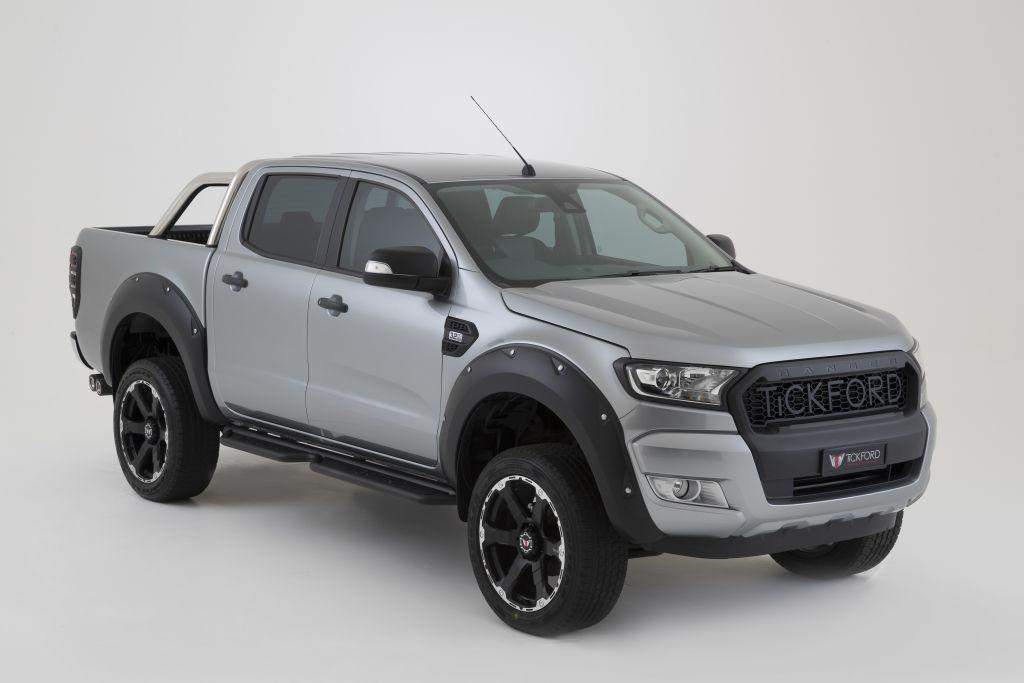 Tickford Comeback Confirmed Ford Ranger Enhanced